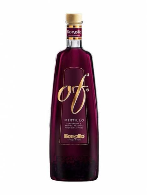 Poli Barrique - Branntwein aus traubentrester hohe holz